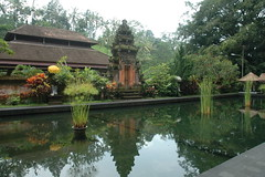 Balinese Garden  -Tirta Empul (The Holy Spring Temple) (Hendrian) Tags: bali pool architecture garden indonesia temple tirta empul
