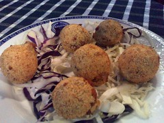 Rawa Fried Mushrooms