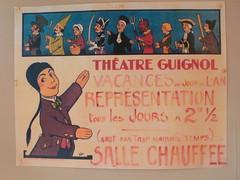 Théâtre Guignol!