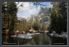 Merced River - Yosemite National Park