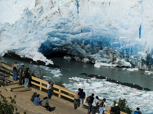 glaciar Perito Moreno en vivo