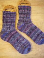 Trekking Cable Socks