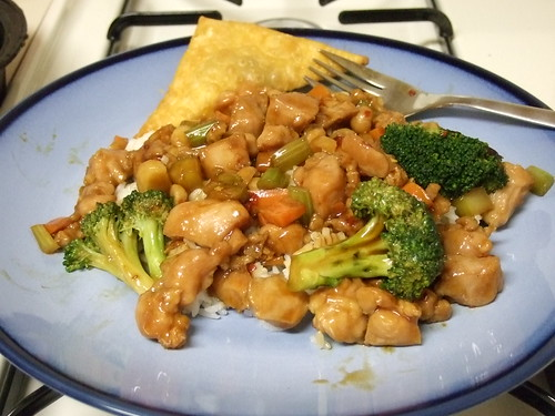 kung poa chicken