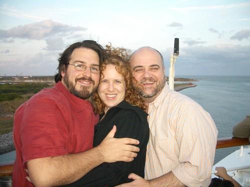 Chris, Cherie & Fritz