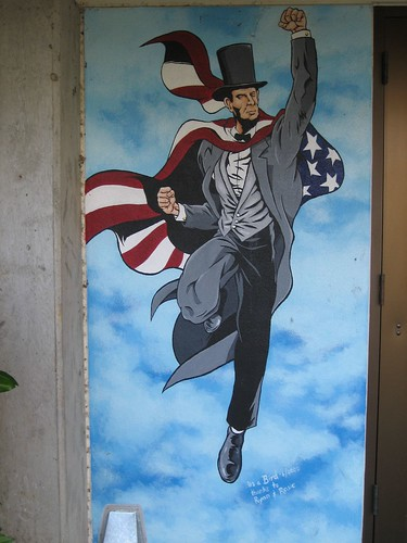 Mural at Porter College