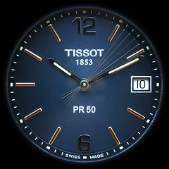 Watch This! (OR_U) Tags: blue macro closeup time swiss watch waste tissot wastingtime pr50 1in10f100v photophilosophy sigma2470mmf28exdg interestingness167 i500 abigfave goldenphotographer manfrotto244 tccomp102 explore12mar2007
