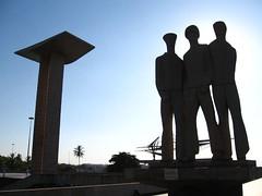 Monument (marcusrg) Tags: rio riodejaneiro aterro monumentoaospracinhas kiss1 monumenttothedeadinww2