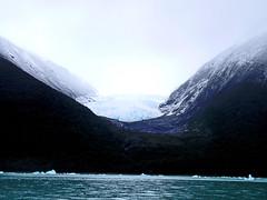 ESCONDIDO (C o k y) Tags: glaciar hielo navegacion