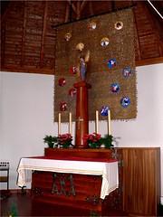Ahornkapelle Inneres