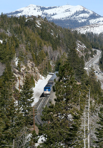 The California Zephyr: Travel aboard the iron horse