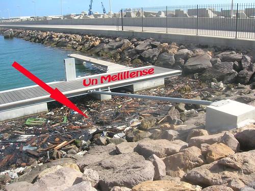 basura puerto deportivo 2