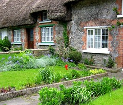 A Bit of Ireland (Sandra Leidholdt) Tags: county ireland roof irish republic irland eire explore emeraldisle limerick irlanda adare irlande thatched cottages explored sandraleidholdt lirlande leidholdt sandyleidholdt
