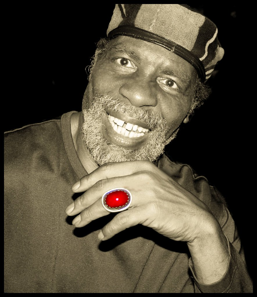 Abiodun Oyewole of The Last Poets