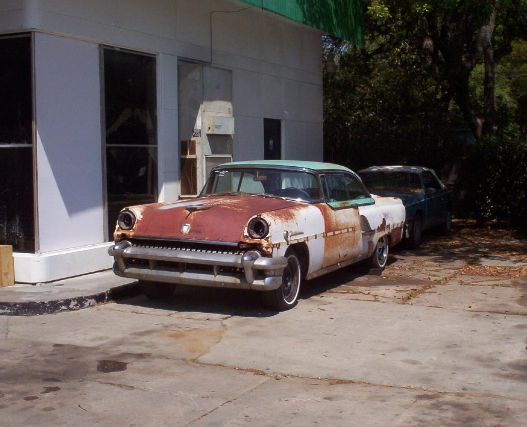 Another 1955 Mercury Montclair