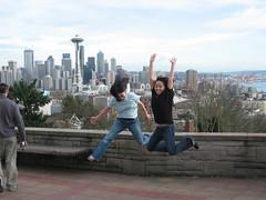 Jump Kerry Park!