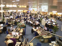 Daily Telegraph News Room