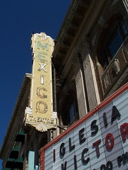 20070224 Mexico Theatre/Iglesia