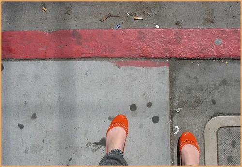 gutter feet