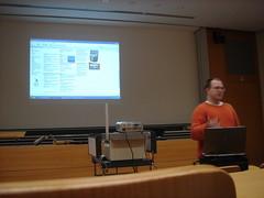 Evgeny Morozov präsentiert