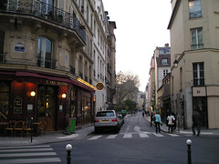 Rue d'Ormesson
