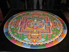 The White Tara Mandala