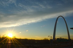 The St-Louis Arch