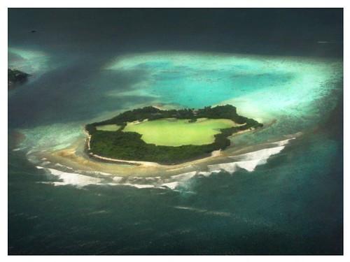 island surf break