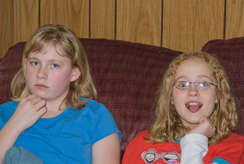 Jessica and Natalie