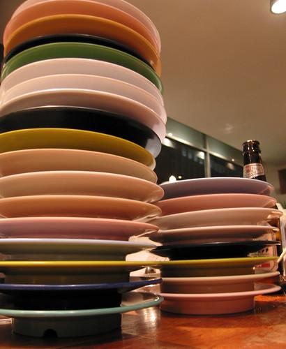 Sushi Buffet: Empacho a la japonesa