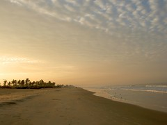 Morning in Goa (virtually-me) Tags: morning india beach water goa impressedbeauty