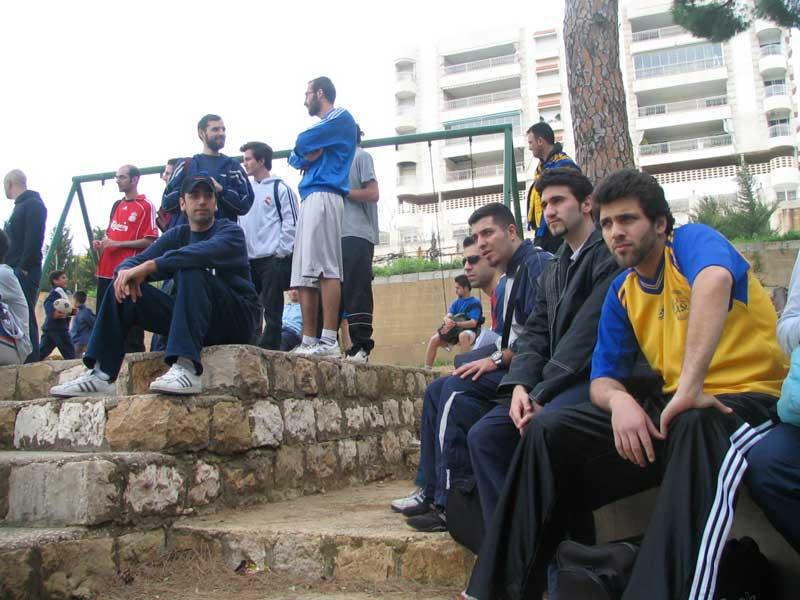 Arm Evang Ashrafieh team