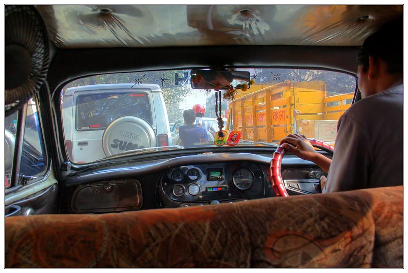 Kolkata : Taxi Driver
