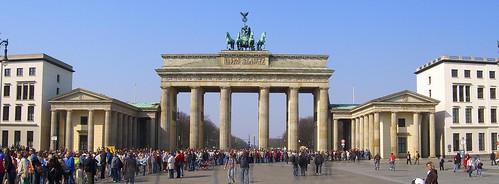 Brandenburger Tor Pano