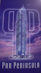 Pan peninsular towers poster