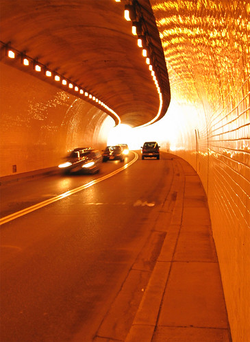 Rock Creek Parkway tunnel