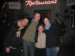 Juan, Luki, Alisa, Me