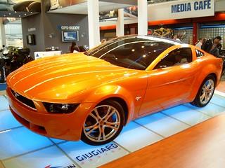 Ford Mustang Giugiaro