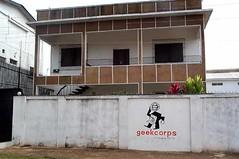 geekhalla (skarasic) Tags: ghana accra geekcorps