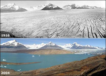 Cambio climatico en Argentina