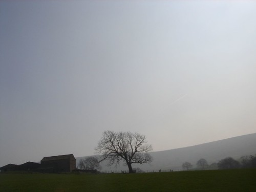 15. April 2007: Yorkshire Dales, Between Thorpe and Burnsal