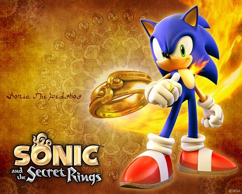 Sonic & The Secret Rings