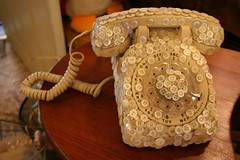 Hello? (Maggie Mason (Mighty Girl)) Tags: phone antiques themighty buttonphone traderbucks