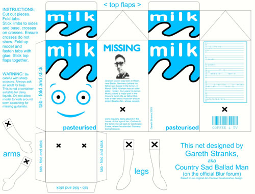 Mr. Milky