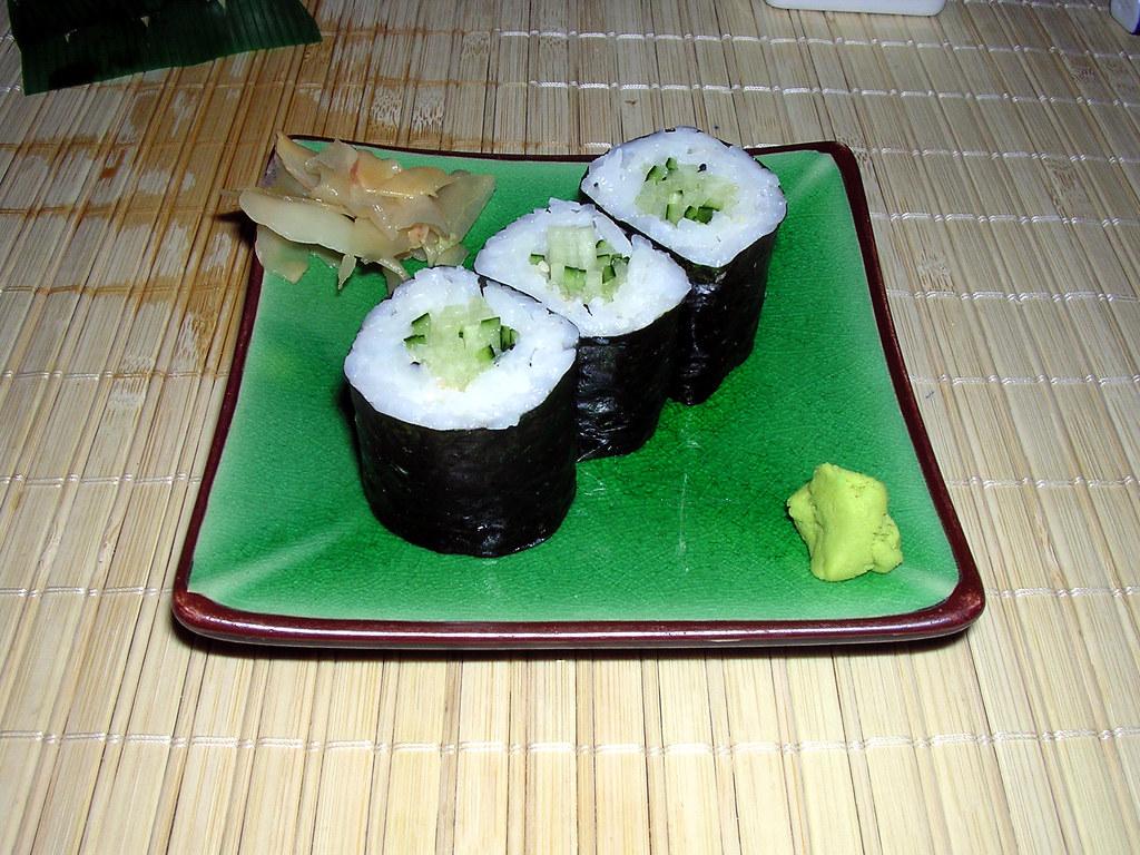 Shibuya Japanese Restaurant - Sushi - Kappa Maki