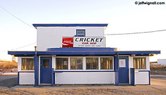 Cricket Car Hop, Stratford, Connecticut (Jeff Wignall) Tags: connecticut cricket carhop stratford roadfood hotdogstand wignall americanicons forgottenamerica