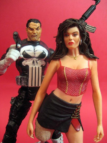 Grindhouse Cherry Darling with The Punisher
