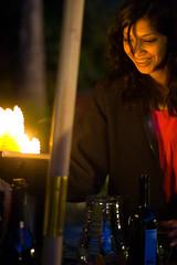 Candle light evening (nahtanoj) Tags: birthday reg poole 2007