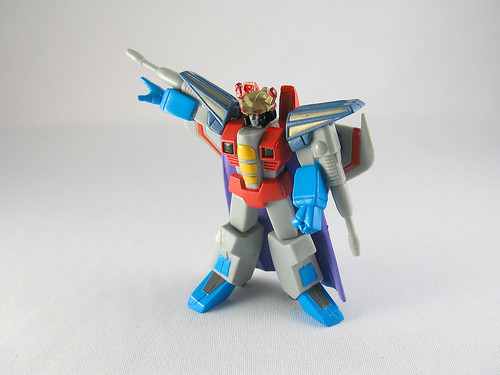 Takara Coronation Starscream PVC (chase figure)