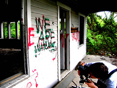 We Are Watching (BSmaurer) Tags: abandoned nathan kentucky ky urbanexploration derelict urbex abandonedhouses nky urbanspelunking ruralexploration