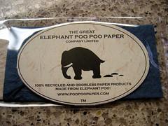 Poo Poo Paper